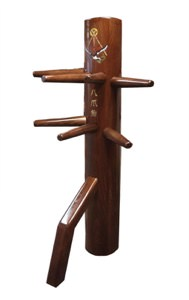 Wooden Dummy - The OCTOPUS (without stand) - Designed by Sifu Randy Williams