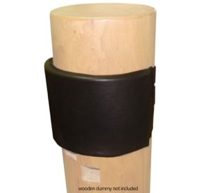 MasterPath - Wooden Dummy Pad - Regular v5 - Leather