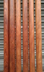 Bruce Bao - Long Pole - African Rosewood