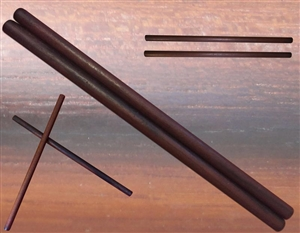 DOUBLE STICKS: Buick Yip - Ultimate Qwan Din Wood (26 inches)