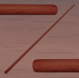 Long Pole - Generic - Red Oak Wood 8'2""