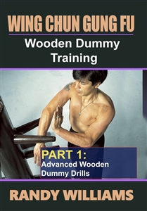 DOWNLOAD: Randy Williams - WCGF 09 - Wooden Dummy Training Part 1: Advanced Wooden Dummy Drills