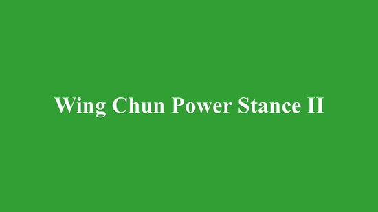 DOWNLOAD: Greg Yau - Wing Chun Power Stance Course - Lesson 2