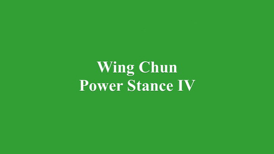 DOWNLOAD: Greg Yau - Wing Chun Power Stance Course - Lesson 4
