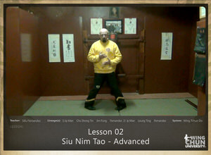 DOWNLOAD: Sifu Fernandez - WingTchunDo - Lesson 02 - Siu Nim Tao - Advanced