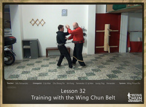 DOWNLOAD: Sifu Fernandez - WingTchunDo - Lesson 32 - Training with the Wing Chun Belt