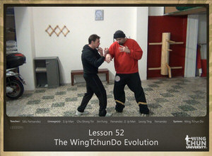DOWNLOAD: Sifu Fernandez - WingTchunDo - Lesson 52 - The WingTchunDo Evolution