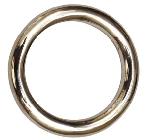 Steel Forearm Ring - 12.5 cm (One Ring)