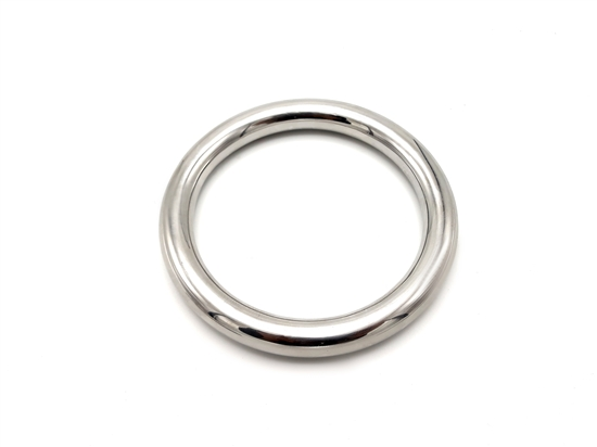 True Stainless Steel Forearm Ring - 12.5 cm (One Ring)