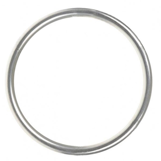 "Metal Rattan Ring (""Steel Ring"") - 10.5 Inches"