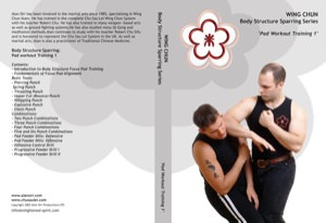 Alan Orr - Wing Chun Body Structure Sparring DVD 8: Pad Workout I