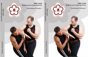 Bundle - Alan Orr - Body Structure Sparring - Pad Set