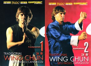 Bundle - Paolo Cangelosi - Traditional Wing Chun Set