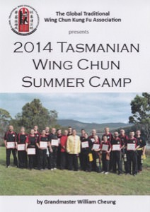 William Cheung - Tasmanian Wing Chun Summer Camp 2014