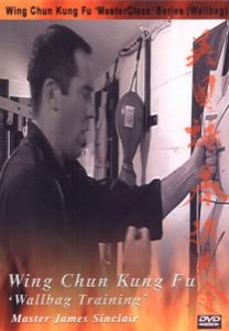 James Sinclair - Master's Class DVD 2: Wall Bag - Wing Chun