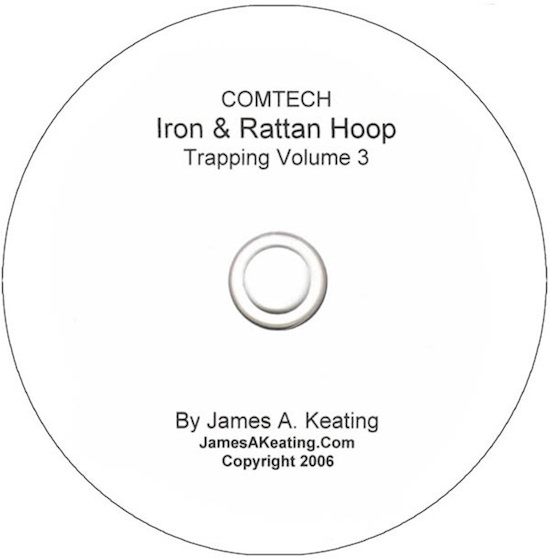 James Keating - Trapping DVD 3: Iron and Rattan Ring Training (Wing Chun)