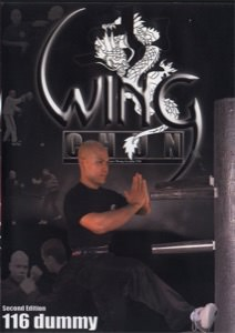 Michael Wong - Wing Chun: 116 Wooden Dummy DVD