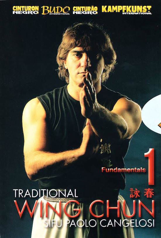 Paolo Cangelosi - Traditional Wing Chun DVD 1