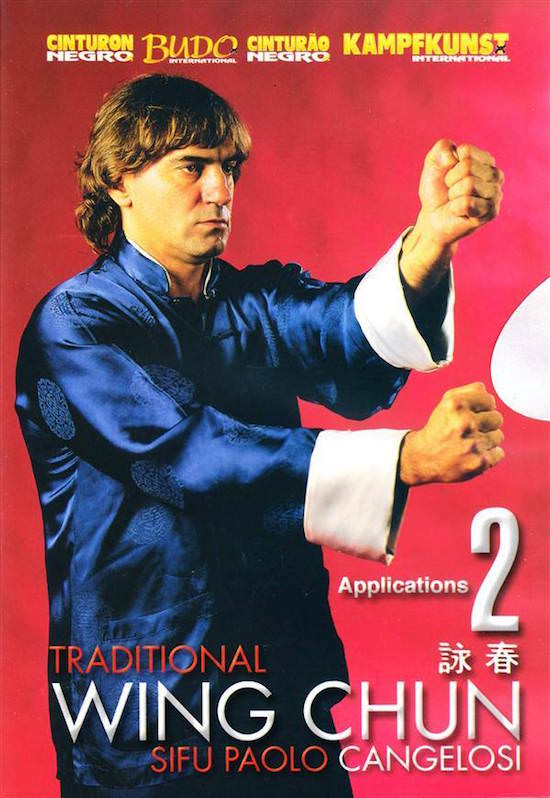 Paolo Cangelosi - Traditional Wing Chun DVD 2