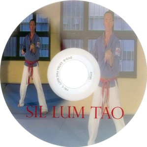 Rick Spain - Sil Lim Tao DVD (PAL)