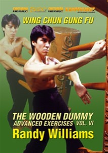 Randy Williams - Budo DVD 09 - Wooden Dummy Vol 6 - Advanced Exercises
