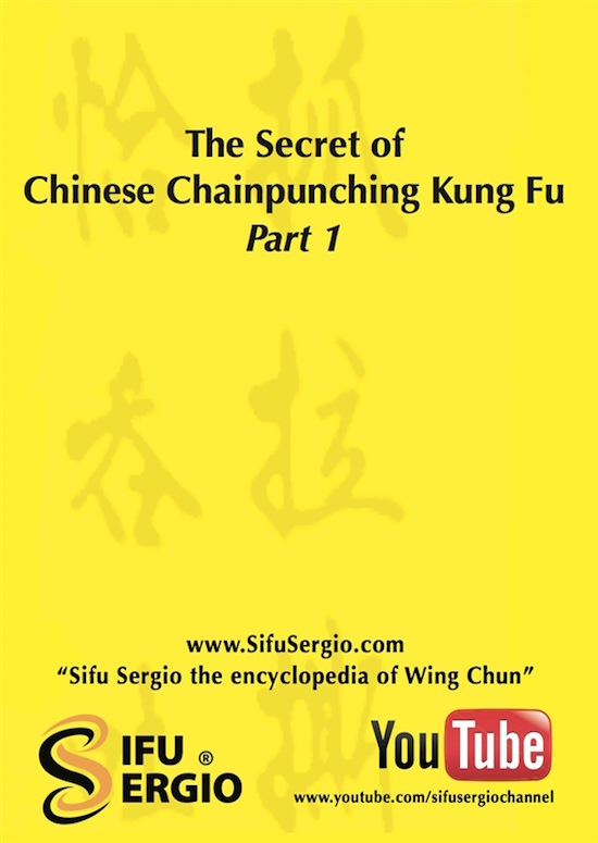 Sifu Sergio Iadarola - The Secret of Chinese Chain Punching Kung Fu - DVD