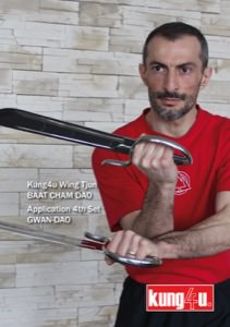 Sifu Taner & Sifu Graziano - 30 - Baat Cham Dao (Butterfly Swords) Applications DVD 4 of 8
