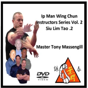 Tony Massengill - Ip Man Wing Chun Instructors Series DVD Vol 2 - Siu Lim Tao
