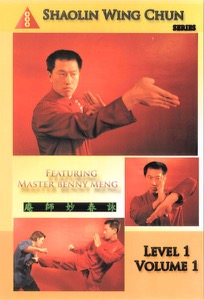 Shaolin Wing Chun Series: Level 1 Vol 1 DVD