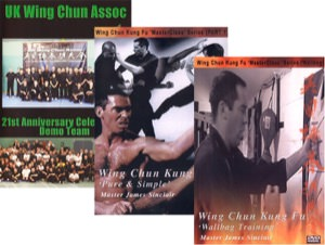 Bundle - James Sinclair - Wing Chun Collection