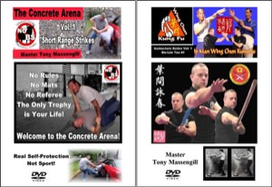 Bundle - Tony Massengill - Wing Chun Set 2