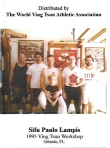 WVTAA - 1995 Ving Tsun Workshop with Sifu Paulo Lampis