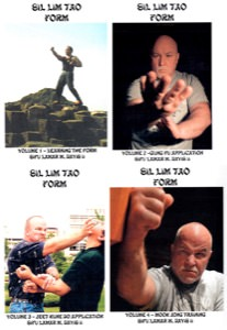 Lamar Davis - BUNDLE - Sil Lum Tao Set (4 Videos)