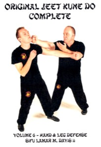 Lamar Davis - Original Jeet Kune Do Complete 6/20 - Hand & Leg Defense
