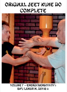 Lamar Davis - Original Jeet Kune Do Complete 7/20 - Energy / Sensitivity I