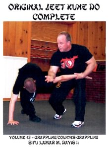 Lamar Davis - Original Jeet Kune Do Complete 13/20 - Grappling / Counter-Grappling