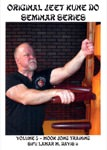 Lamar Davis - Original Jeet Kune Do Seminars Vol 5 - Mook Jong Training