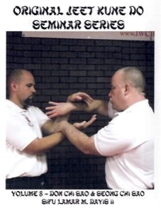 Lamar Davis - Original Jeet Kune Do Seminars Vol 8 - Don Chi Sao & Seong Chi Sao