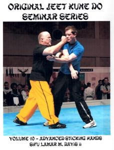 Lamar Davis - Original Jeet Kune Do Seminars Vol 10 - Advanced Sticking Hands