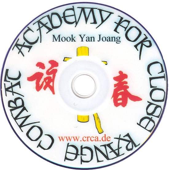 (Download Only) Mario Lopez - Mook Yan Joang (Wooden Dummy) Form (GERMAN/DEUTSCH Language Only!)