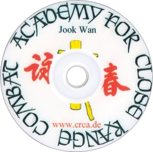 (Download Only) Mario Lopez - Jook Wan (Rattan Ring) Form (GERMAN/DEUTSCH Language Only!)