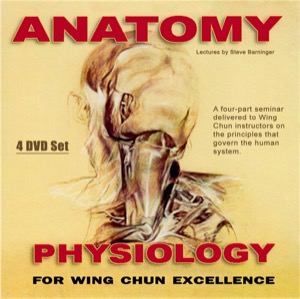 (Download Only) Steve Barninger - Anatomy and Physiology for Wing Chun Excellence