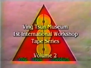(Download Only) International Workshop Series Vol 02 - Moy Yat on the Nature of Ving Tsun