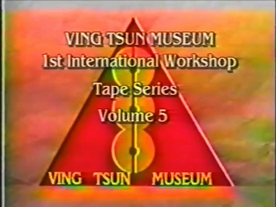 (Download Only) International Workshop Series Vol 05 - William Moy - Chum Kiu