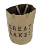 Khaki Great Lakes Tote Bag
