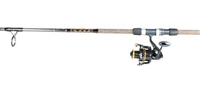 Star EXS680CT Aerial Surf Spinning Rod Reel Combo