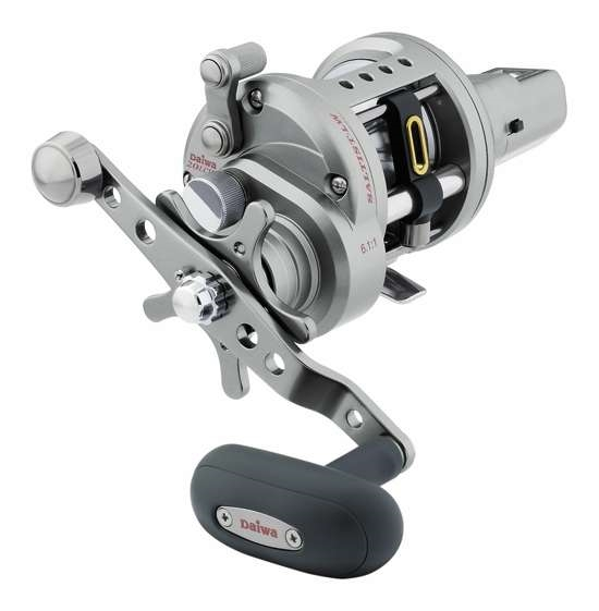 Daiwa Saltist Levelwind Line Counter Super High Speed Reels