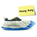 Shoe Inn Hybrid Shoe Covers with no clips SI-4HNC-70 (Pack of 70)