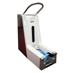 Shoe Inn Stay Automatic Shoe Cover Dispenser