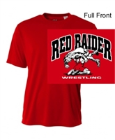 Red Performance Tee - Short Sleeve (Adult, Ladies and Youth)